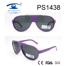 2017 New Design Fashion Women PC Sunglasses (PS1438)